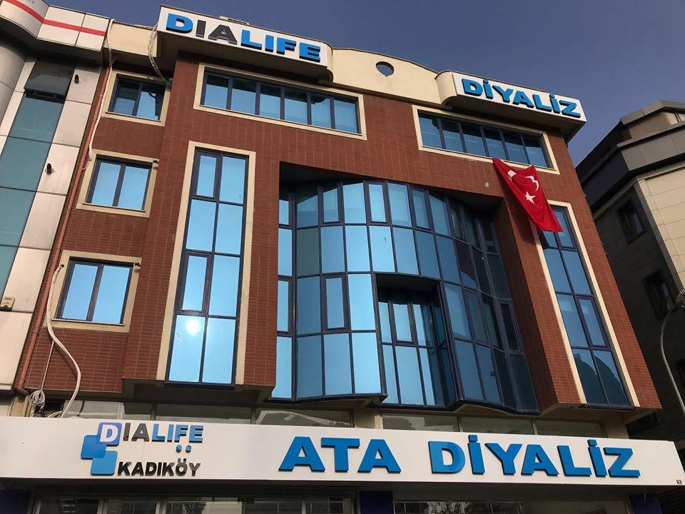 Dialife Kadıköy Ata Dialysis Center.